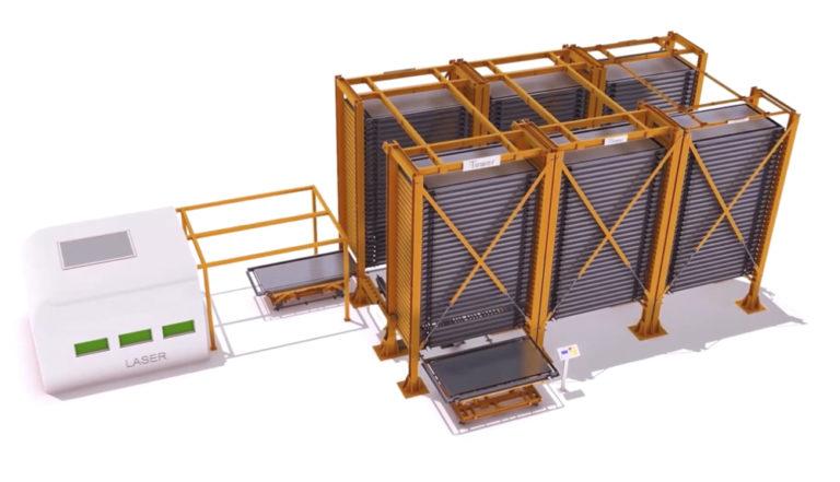 Logitower automation