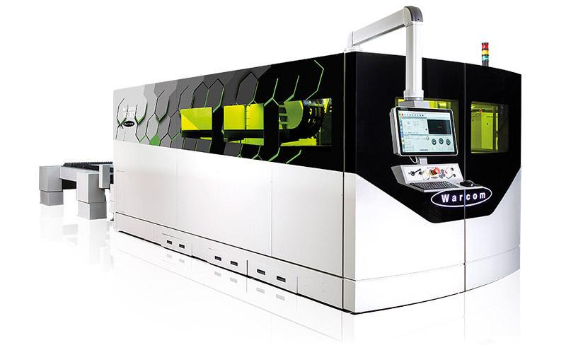 Laser warcom